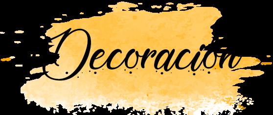 Decoracion 2